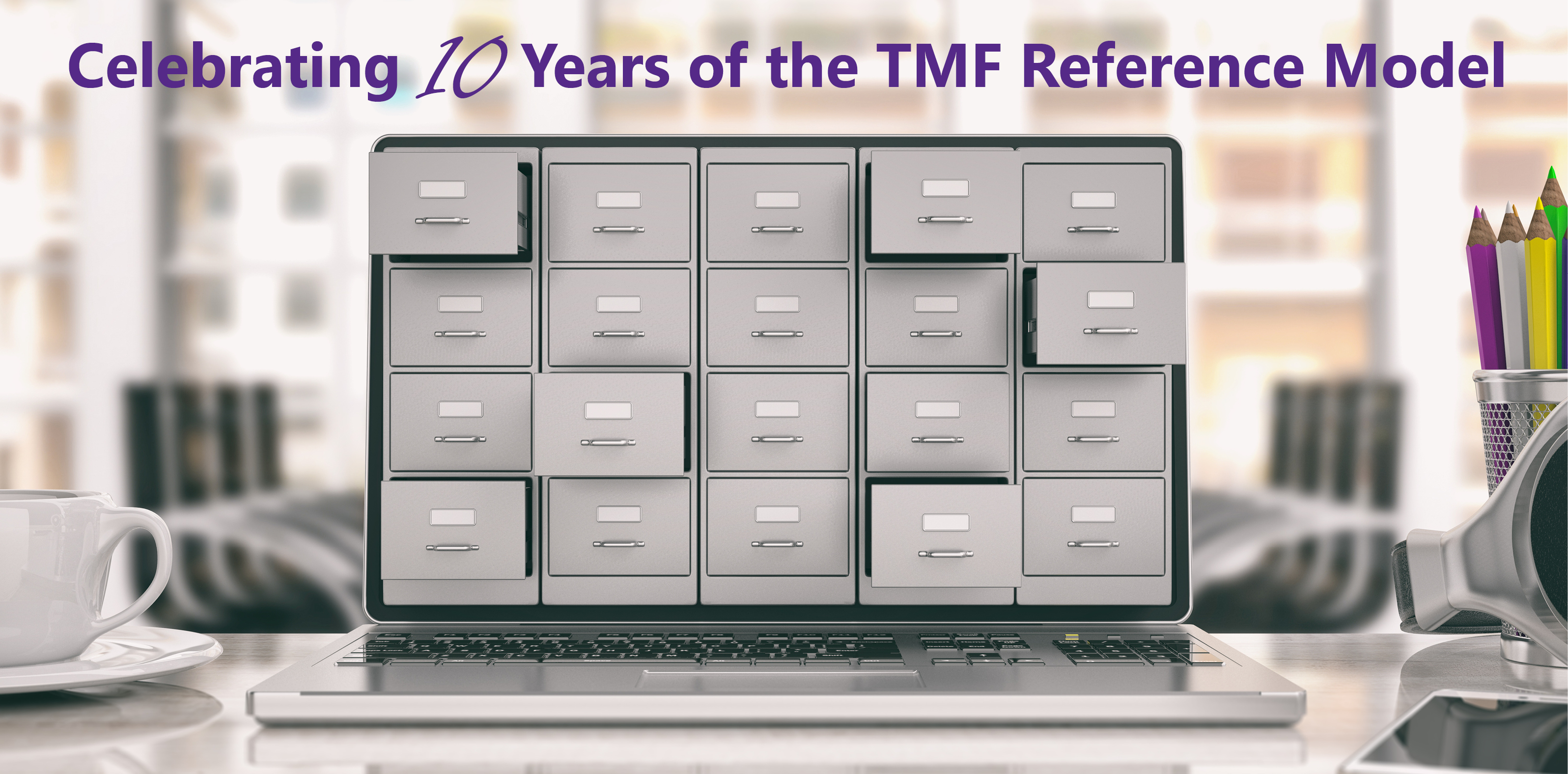 TMF Reference Model