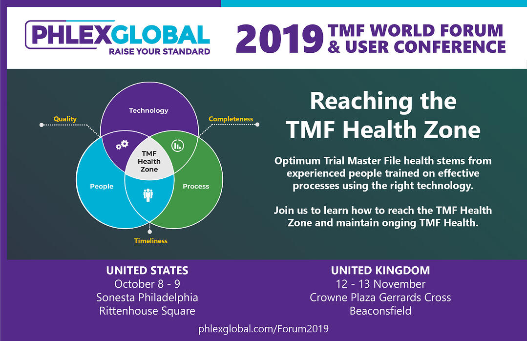 TMF World Forum Save the Date
