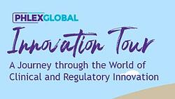 Innovation Tour Logo and Tag