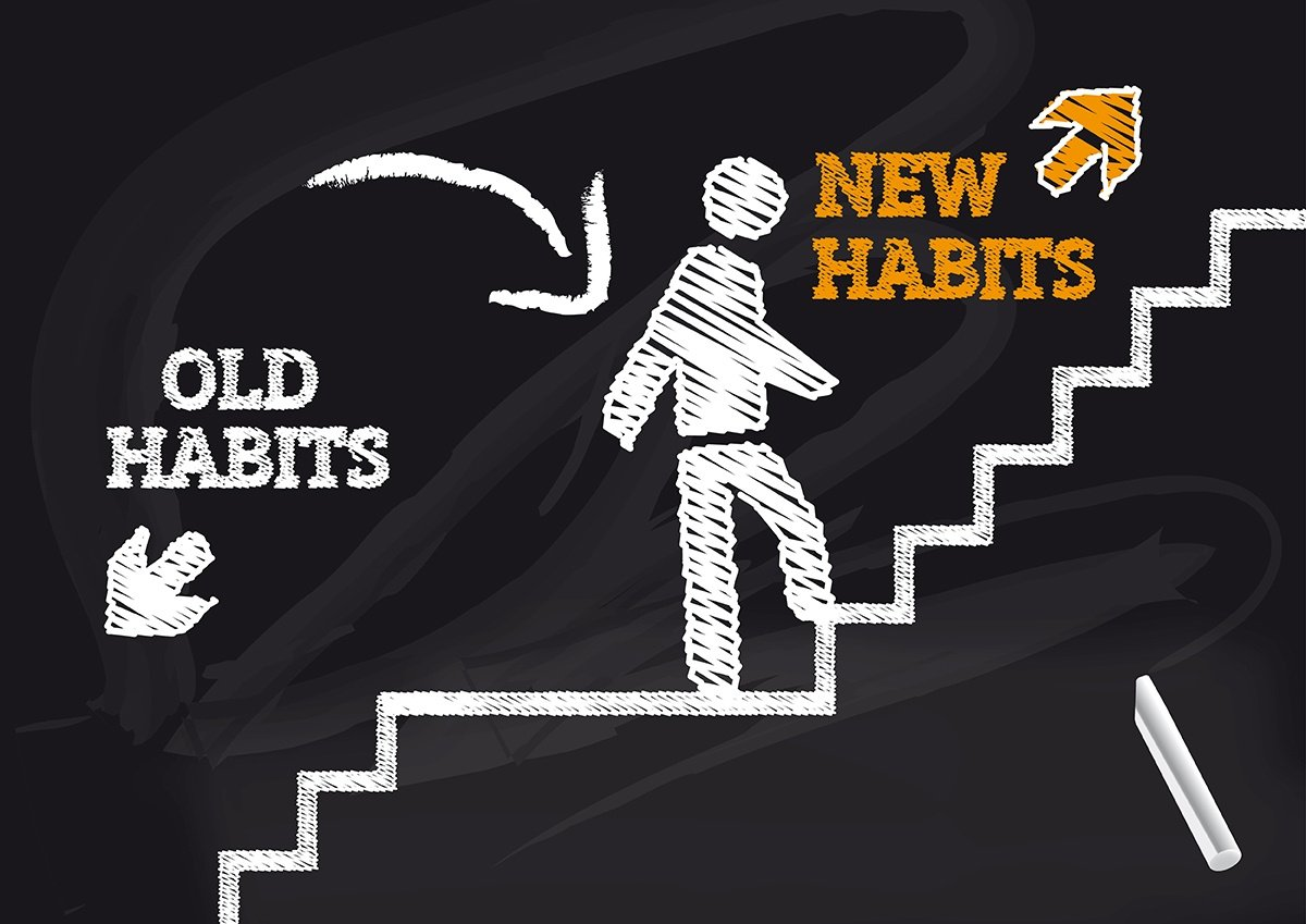 New Habits LR