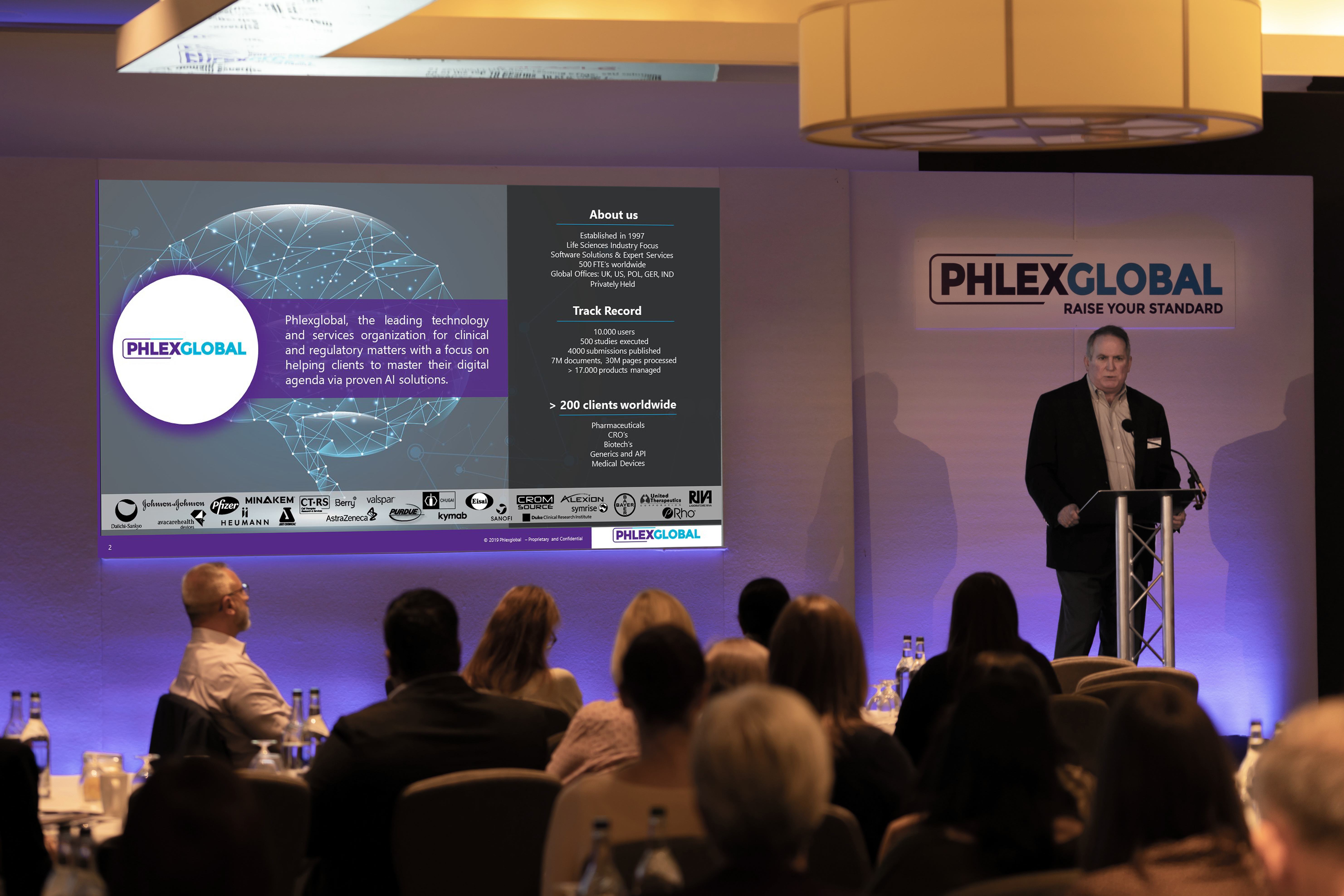 Phlexglobal background UK TMF World Forum
