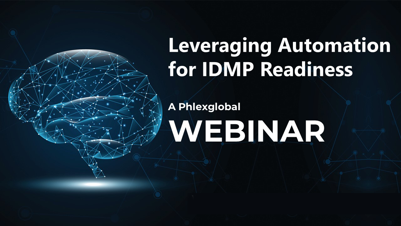 IDMP Webinar On Demand