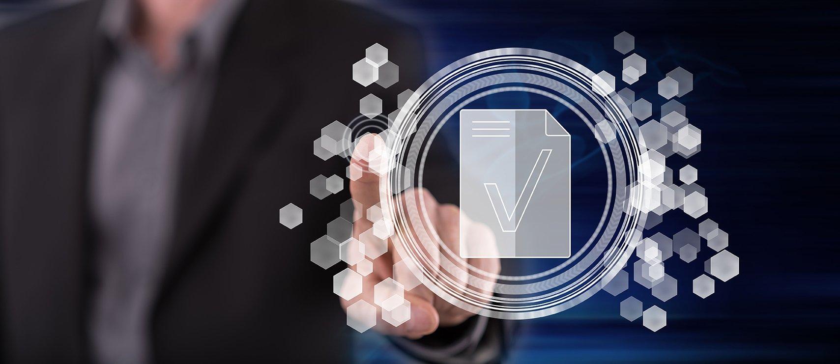 Validating AI Solution Header