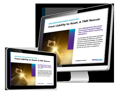 Phlexglobal A TMF Rescue White Paper